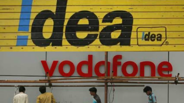 Vodafone in talks for a merger with Idea Cellular, confirms company