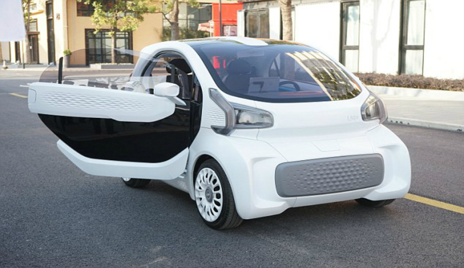 3D Printed Electric Car for Rs 5 Lakh coming next year