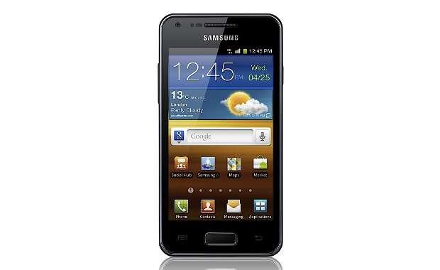 Samsung Galaxy S Advance with dual-core processor announced