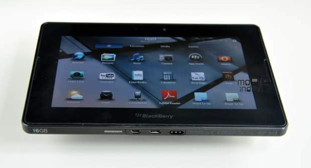 BlackBerry to accept Android apps for PlayBook 2.0
