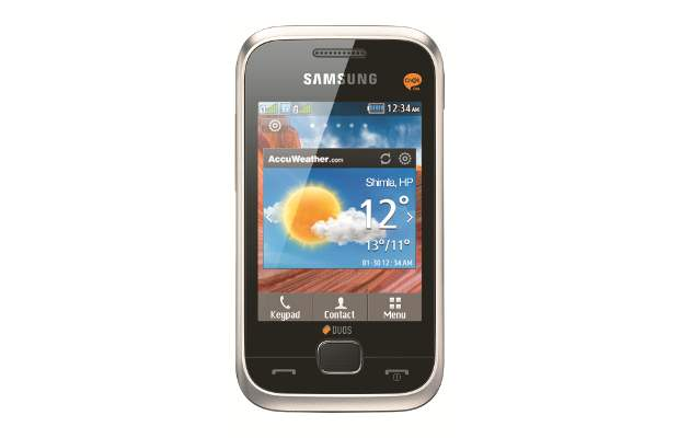 Samsung launches Champ Deluxe Duos for Rs 4,790