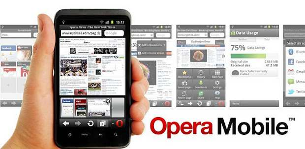 Opera Mobile for Android gets update