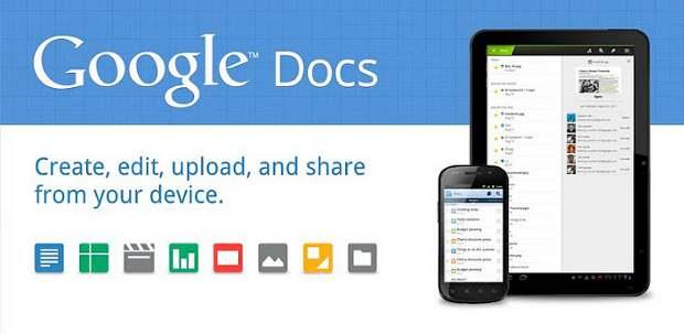 Android Google Docs app gets offline support
