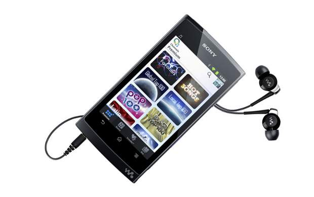 Sony revives Walkman with Android OS