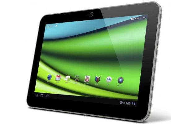 Toshiba Excite X10 tablet on sale from next week