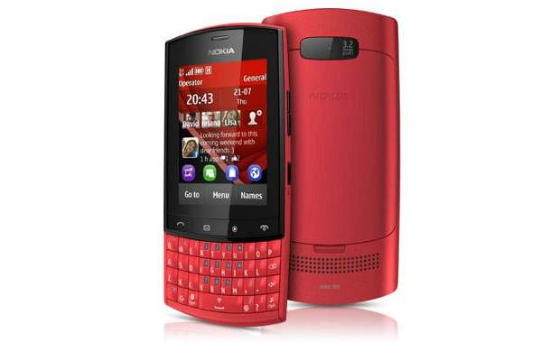 Nokia Asha 303 coming to India in March