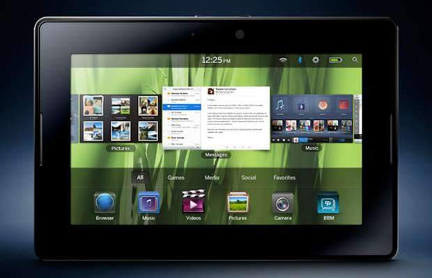PlayBook with BlackBerry OS 2.0 coming next week?
