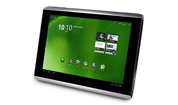 Acer Iconia A500 to get ICS update in April