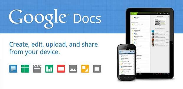 Android Google Docs now supports real-time collaboration