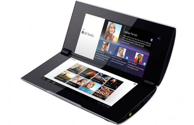 Sony Tablet P now available in India for Rs 36,990