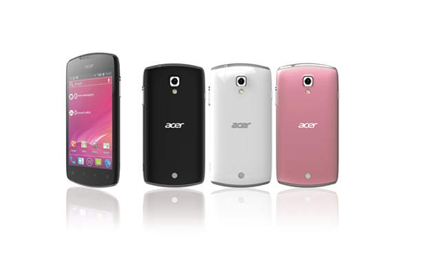 Acer to announce Liquid Glow at MWC 2012
