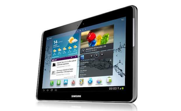Samsung announces Galaxy Tab 2