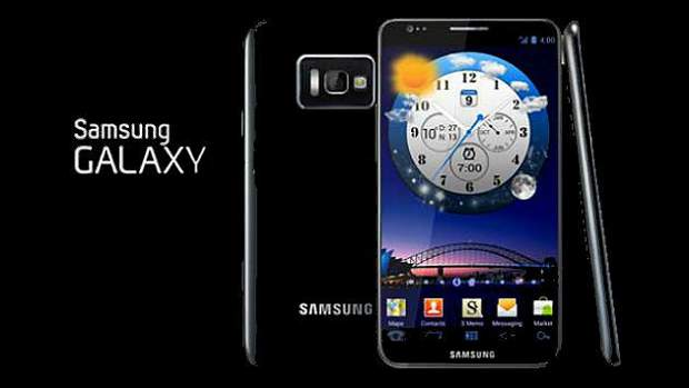 Samsung Galaxy SIII coming in April