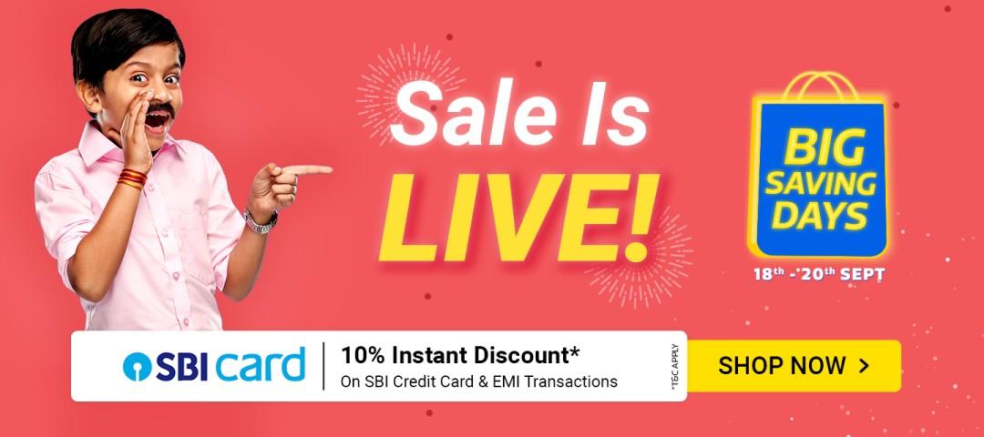 Flipkart Big Savings Day Sale 2020: Top Mobile Offers