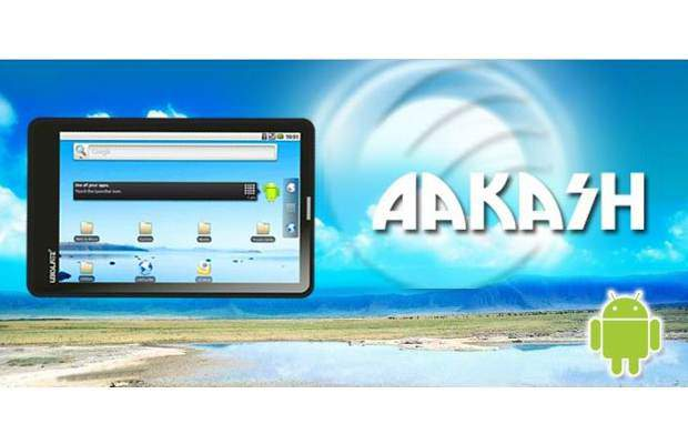Aakash II coming in April, to cost Rs 1,250: Govt