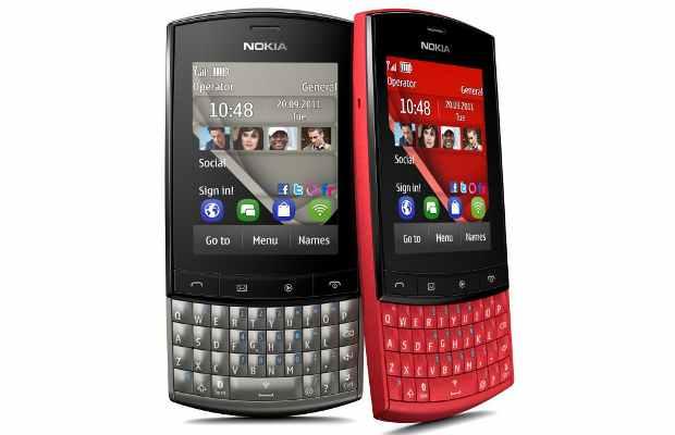 Nokia launches Asha 303 in India