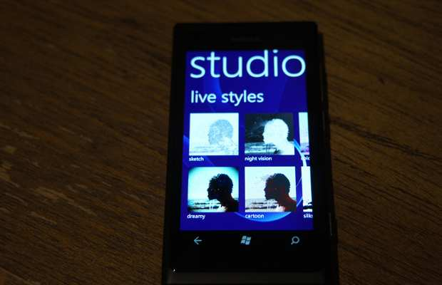 Nokia Lumia phones get Creative Studio app
