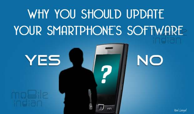 Why you should update your smartphone's software