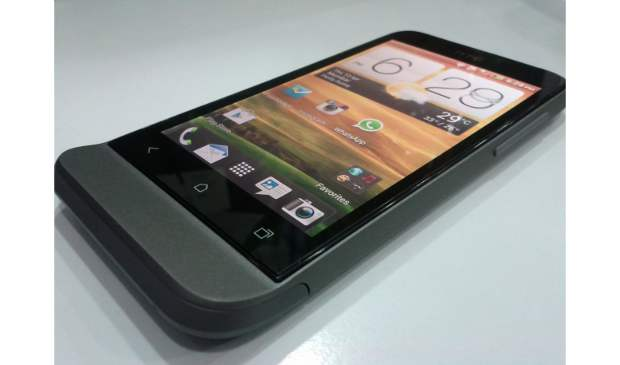 HTC One V hands on