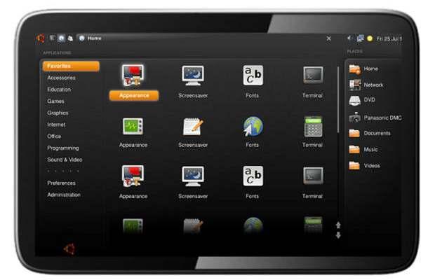 Ubuntu as smartphone OS?