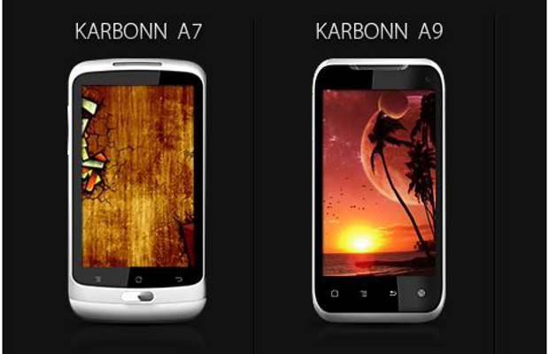 Karbonn to launch two new Android phones