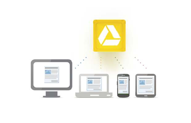 Google Drive arrives with 5 GB free storage