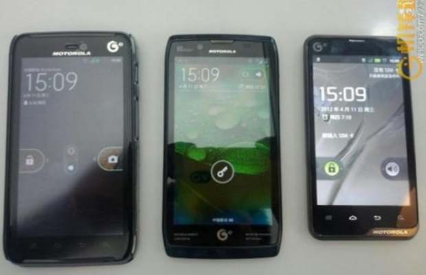 Motorola Droid Razr HD with 4.3-inch display spotted