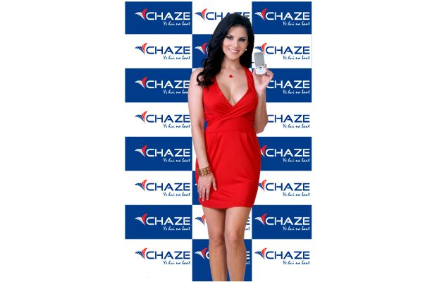 Chaze Mobile ropes in Sunny Leone as brand ambassador
