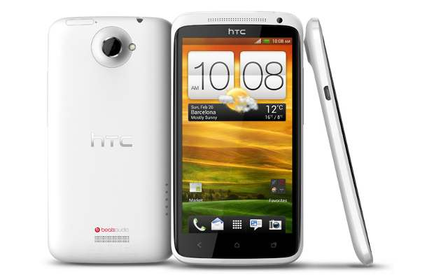 HTC One X gets software update