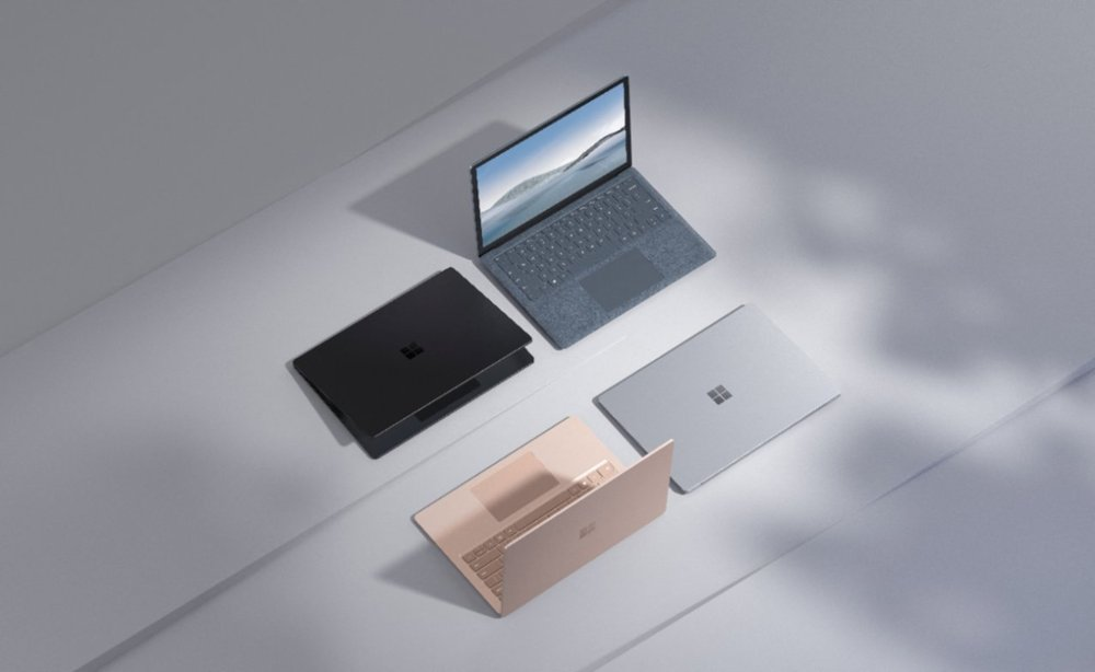 Microsoft Surface Laptop 4 launched with AMD and Intel processors