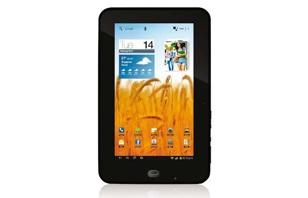 Another Aakash tablet's rival launched