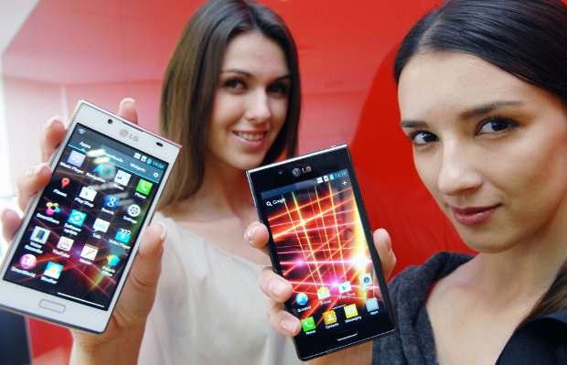 LG Optimus L7 coming to India in next 2 weeks