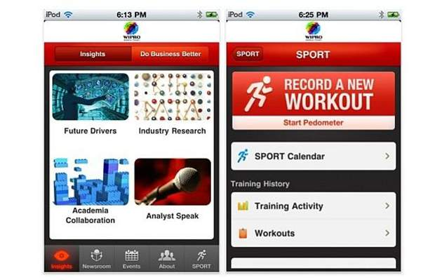 Wipro launches corporate app on iOS platform