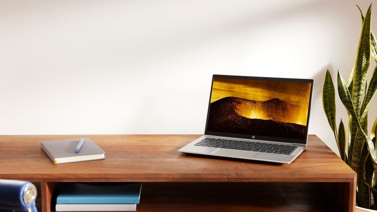 CES 2021: HP reveals new ProBook range of Laptops along with a curved monitor
