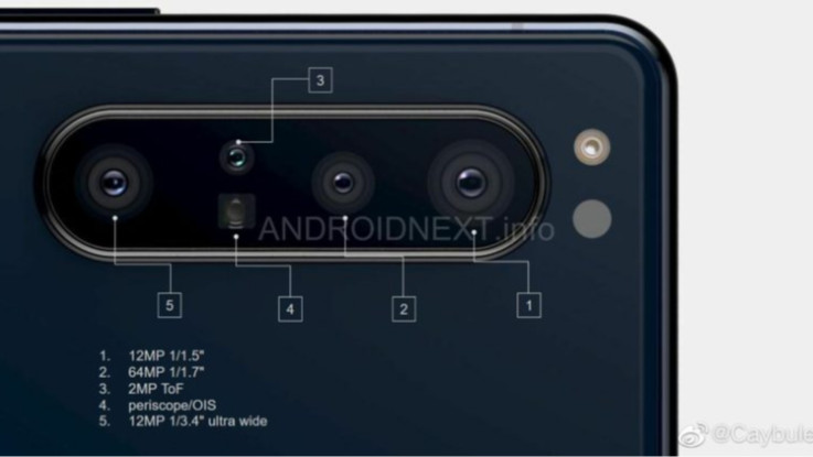 Sony Xperia 1.1 to feature 8K HDR video recording, Xperia 9 render leaked