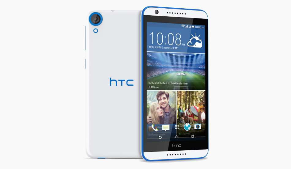 HTC Desire 820g+ dual SIM launched in India for Rs 19,990