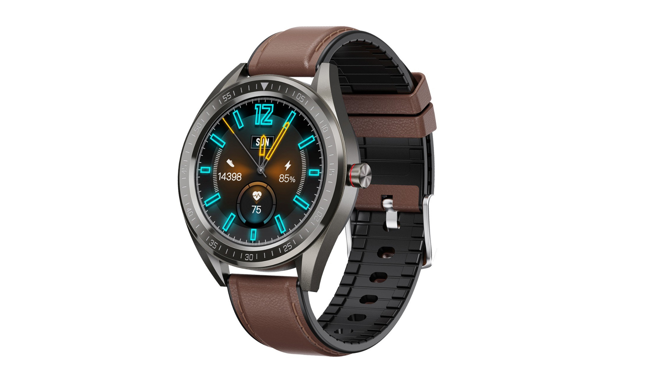 AQFIT launches W14 fitness Smart Watch for Rs 3699