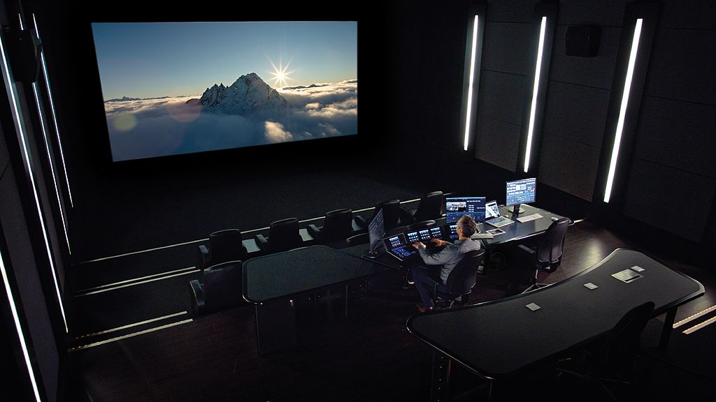 We want to connect with masses through our partners: Dolby