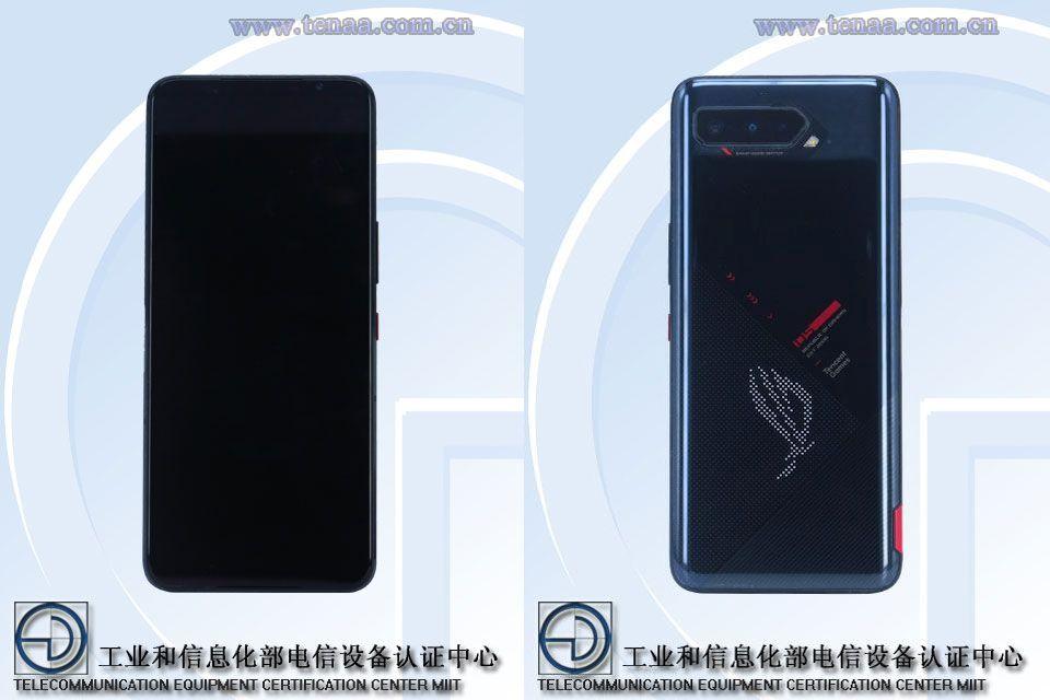 Asus ROG Phone 5 specifications revealed via TENAA
