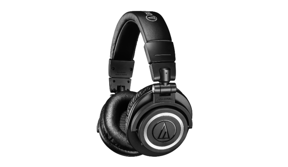 Audio-Technica introduces Bluetooth-enabled ATH-M50xBT Over-Ear Headphones for Rs 18,490