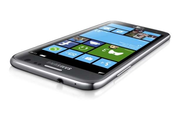 Samsung announced world's first Windows Phone 8 smartphone - Ativ S