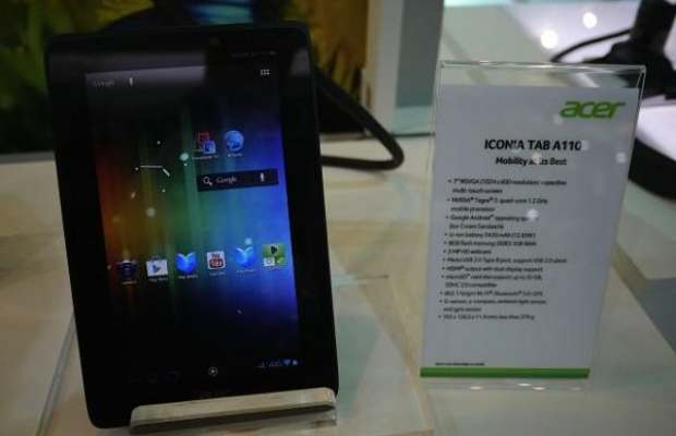 Acer Iconia Tab A110, A210 unveiled