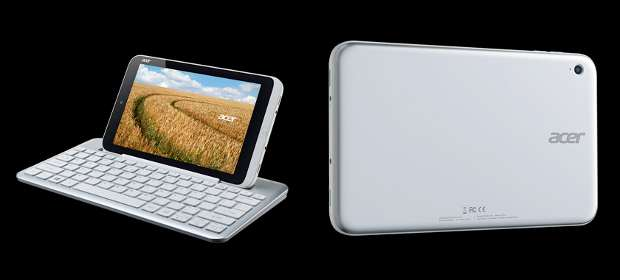 Leaked: Acer W3-810 tablet with an 8.1 inch display, Windows 8 Pro