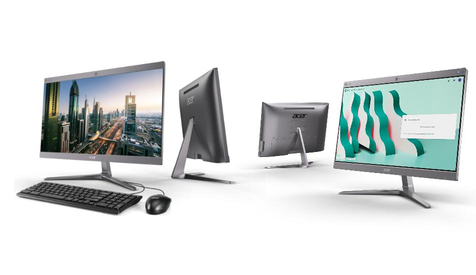 Acer introduces Chromebase 24V2, Chromebase 24I2 Chrome OS-based AiOs