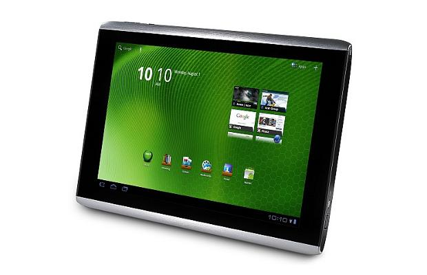 Acer to upgrade several Iconia tablet to Android 4.1