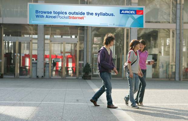 Aircel Campus special plan offers 5 paisa calls