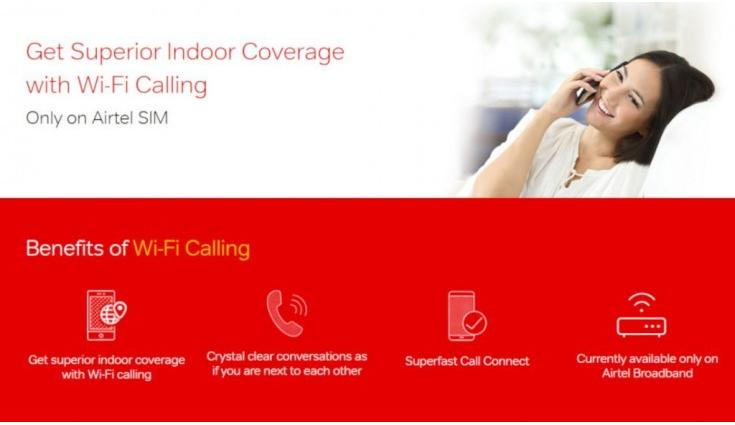 Airtel Wi-Fi calling is now available in Mumbai, Kolkata and more