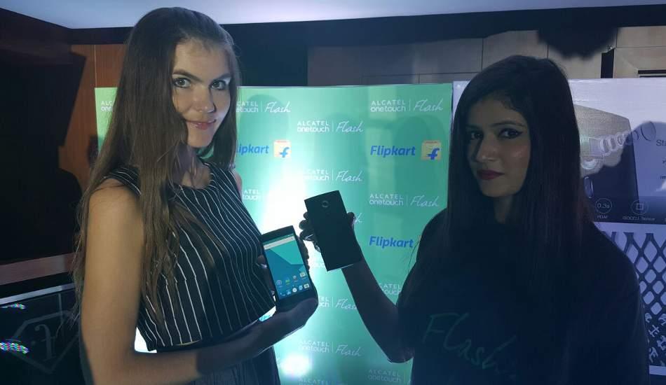 Alcatel Flash 2 in pics