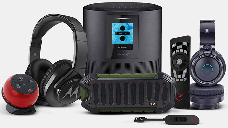 Four Indian brands reveal gadgets with Amazon Alexa support
