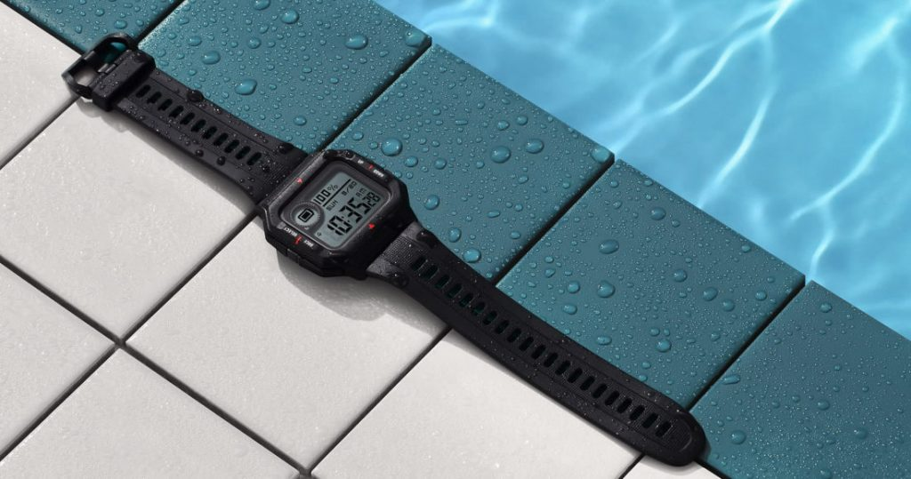 Amazfit Neo Retro-Style smartwatch launched in India for Rs 2499
